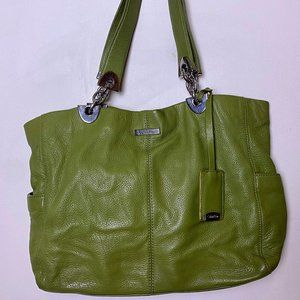 Calvin Klein Light Green Shoulder Bag